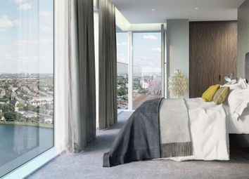 Thumbnail 3 bed flat for sale in Skylark Point, Woodberry Grove, Finsbury Park, London