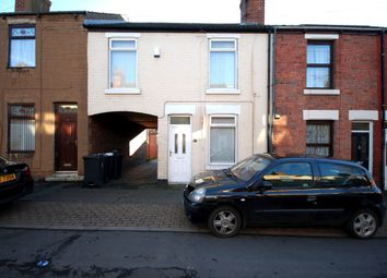 Thumbnail 3 bed terraced house to rent in Dodsworth Street, Mexborough, South Yorkshire