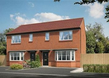Thumbnail 3 bed semi-detached house for sale in Crewe Road, Winterley, Sandbach
