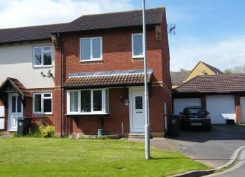 Thumbnail 3 bed terraced house to rent in Thames Drive, Taunton