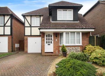 Thumbnail 4 bed detached house for sale in Rustington, Littlehampton, West Sussex
