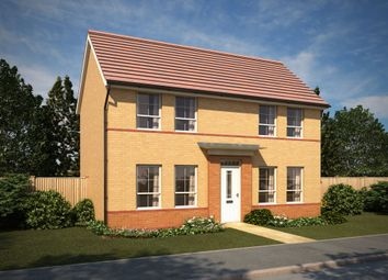 "Thumbnail 3 bed detached house for sale in ""York"" at Lytham Road, Warton, Preston"