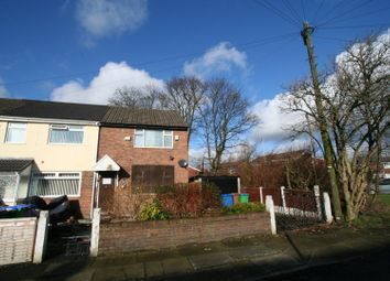 Thumbnail 2 bed terraced house for sale in Disley Street, Sudden, Rochdale