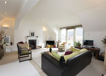 Thumbnail 2 bed flat for sale in Haslemere Road, London