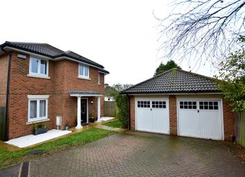 4 bed detached house for sale in Petchart Close, Cuxton, Rochester ME2
