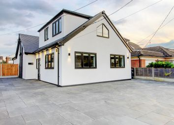 Thumbnail 5 bed detached house for sale in Warwick Road, Rayleigh