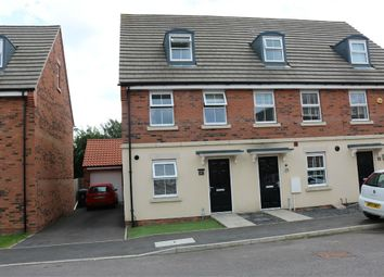 Thumbnail 3 bed end terrace house for sale in 27 Chepstow Drive, Bourne, Lincolnshire