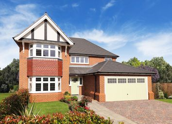 """Thumbnail 4 bed detached house for sale in """"Henley"""" at Salisbury Road, Marlborough"""