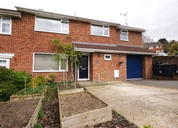 Thumbnail 4 bed semi-detached house for sale in Wayman Road, Corfe Mullen, Wimborne