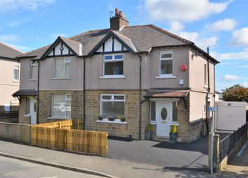Thumbnail 3 bed semi-detached house for sale in Alexandra Road, Lindley, Huddersfield