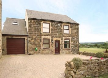 Thumbnail 4 bed detached house for sale in Hundall Lane, Apperknowle, Dronfield, Derbyshire