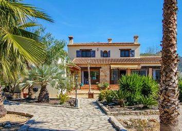 Thumbnail 5 bed finca for sale in Spain, Valencia, Alicante, Murla