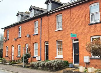 Thumbnail 4 bed terraced house for sale in Melbourne Street, Tiverton, Devon
