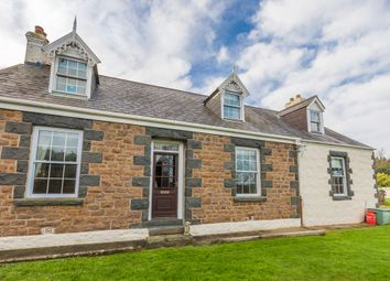Thumbnail 4 bed cottage for sale in Route De Cobo, Castel, Guernsey