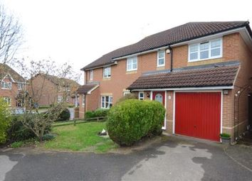 Thumbnail 4 bedroom semi-detached house for sale in All Saints Rise, Warfield, Bracknell