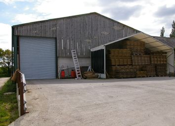 Thumbnail Industrial to let in Unit B, Westfield Farm, Westfield, Long Crendon, Bucks.