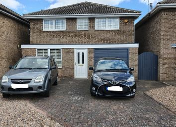 Thumbnail 4 bed detached house for sale in Kingston Court, West Hallam, Ilkeston
