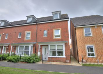 Thumbnail 4 bed town house for sale in Ryder Court, Killingworth, Newcastle Upon Tyne