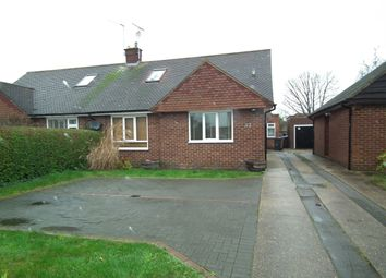 Thumbnail 4 bed semi-detached bungalow to rent in Skimpans Close, Welham Green