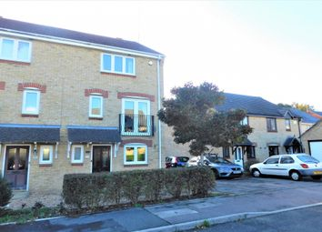 Thumbnail 4 bed town house for sale in David Way, Hamworthy, Poole
