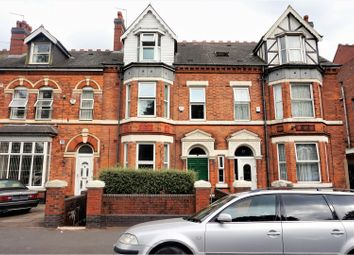 Thumbnail 6 bedroom terraced house for sale in Tennyson Road, Birmingham
