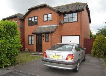 Thumbnail 4 bed detached house to rent in Minster Close, Fareham