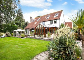 Thumbnail 5 bed detached house for sale in Clevedon Road, Weston-In-Gordano, Bristol
