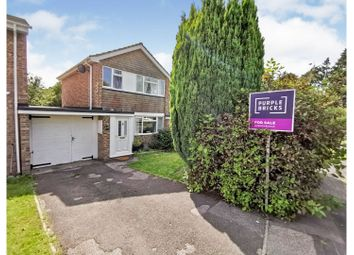 Thumbnail 3 bed link-detached house for sale in Sandpiper Road, Lordswood, Southampton