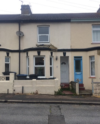 Thumbnail 3 bed terraced house to rent in Douglas Road, Dover