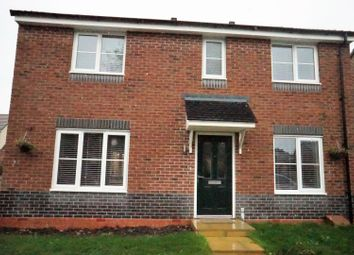 Thumbnail 4 bed detached house for sale in Burchell Avenue Walton, Stone