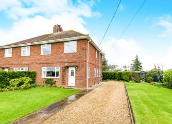 Thumbnail 4 bed semi-detached house for sale in Grovefield Lane, Freiston, Boston