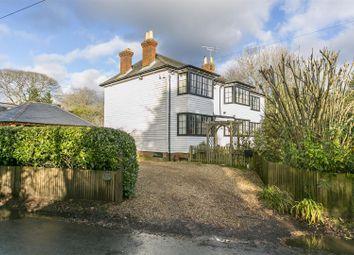 5 bed detached house for sale in Vigo, Fairseat, Sevenoaks TN15