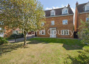 Thumbnail 5 bed town house for sale in Normanton Road, Crowland, Peterborough