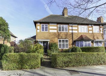 Thumbnail 3 bed property for sale in Brentham Way, Brentham Garden Estate, Ealing, London