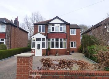 Thumbnail 4 bed detached house for sale in Derbyshire Road South, Sale, Trafford, Greater Manchester