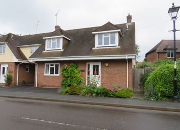 Thumbnail 3 bed link-detached house for sale in Church Road, Kings Somborne, Stockbridge
