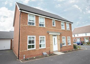 Thumbnail 4 bedroom detached house for sale in Pipers View ST3, Stoke-On-Trent