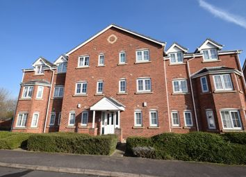 Thumbnail 2 bed flat for sale in Lakeside Court, Normanton