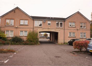Thumbnail 1 bed flat for sale in Kerse Place, Falkirk