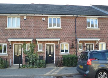 Thumbnail 2 bed terraced house to rent in Oldfield Drive, Wouldham, Rochester