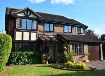 Thumbnail 5 bedroom detached house for sale in Walnut Drive, Thorley, Bishop's Stortford