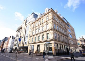 Thumbnail 1 bed flat to rent in Hutcheson Street, Glasgow