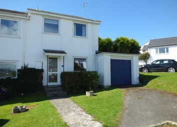 Thumbnail 3 bed end terrace house for sale in Cae Du Estate, Abersoch, Pwllheli, Gwynedd