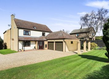 Thumbnail 4 bed detached house for sale in Ferry Lane, West Row, Bury St. Edmunds
