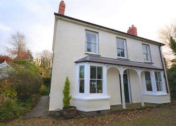 Thumbnail 3 bed detached house for sale in Plwmp, Llandysul