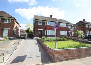 4 bed semi-detached house for sale in Morton Way, London N14