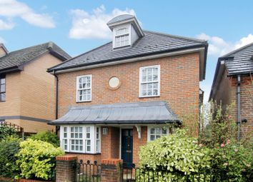 Thumbnail 4 bedroom detached house to rent in Thames Street, Weybridge, Surrey