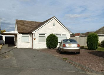 Thumbnail 3 bed detached bungalow for sale in Thames Avenue, Swindon