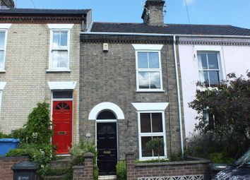 Thumbnail 3 bedroom terraced house for sale in Newmarket Street, Norwich