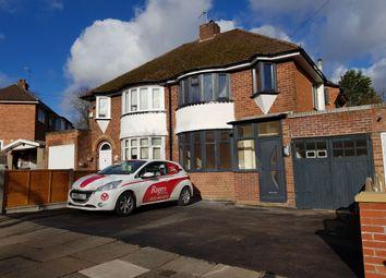 Thumbnail 3 bed semi-detached house for sale in Westridge Road, Moseley, Birmingham